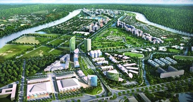 Tập đoàn Nam Long vừa chính thức công bố các nhà đầu tư chiến lược cùng hợp tác phát triển giai đoạn 1 củakhu đô thị Waterpoint, Long An.