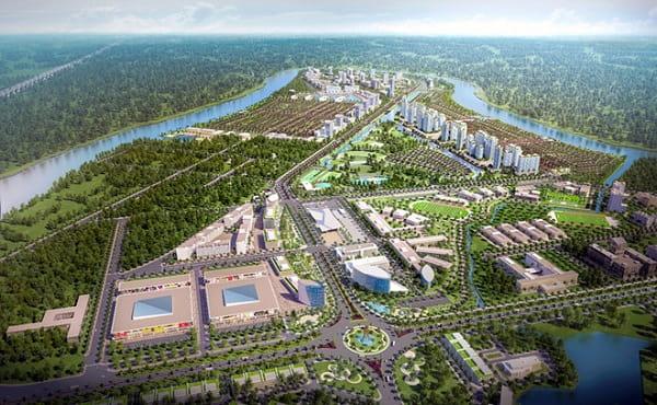 Bán đất dự án Waterpoint nơi an cư lạc nghiệp đáng mong đợi
