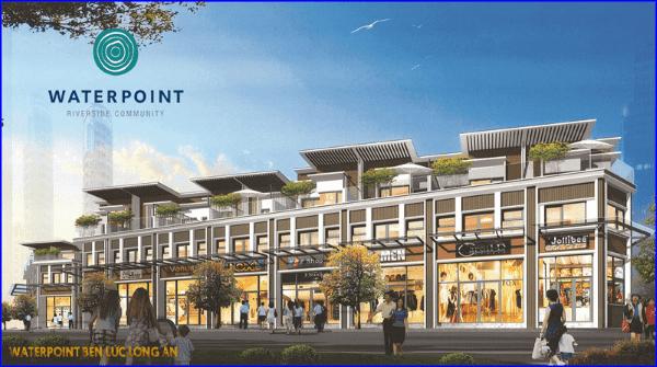 Waterpoint Bến Lức Long An thu hút nhiều nhà đầu tư