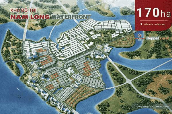 Dự án Nam Long nổi bật nhất