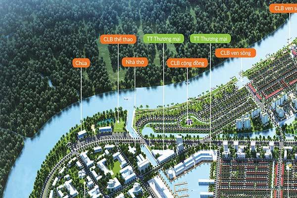 Dự án khu đô thị Waterpoint