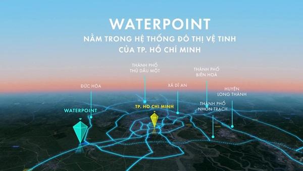 Hệ thống đô thị vệ tinh TPHCM