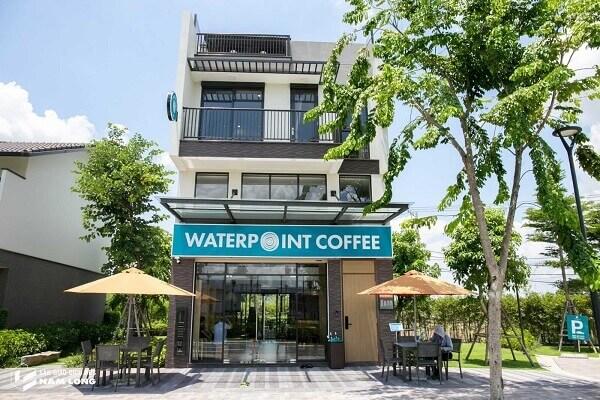 Nhà phố thương mại khu đô thị Waterpoint đường 36m