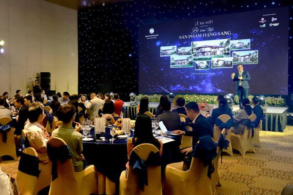 Nam Long ra mắt các sản phẩm cao cấp tại Waterpoint