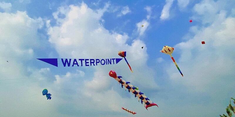 Tưng bừng mùa lễ hội Waterpoint